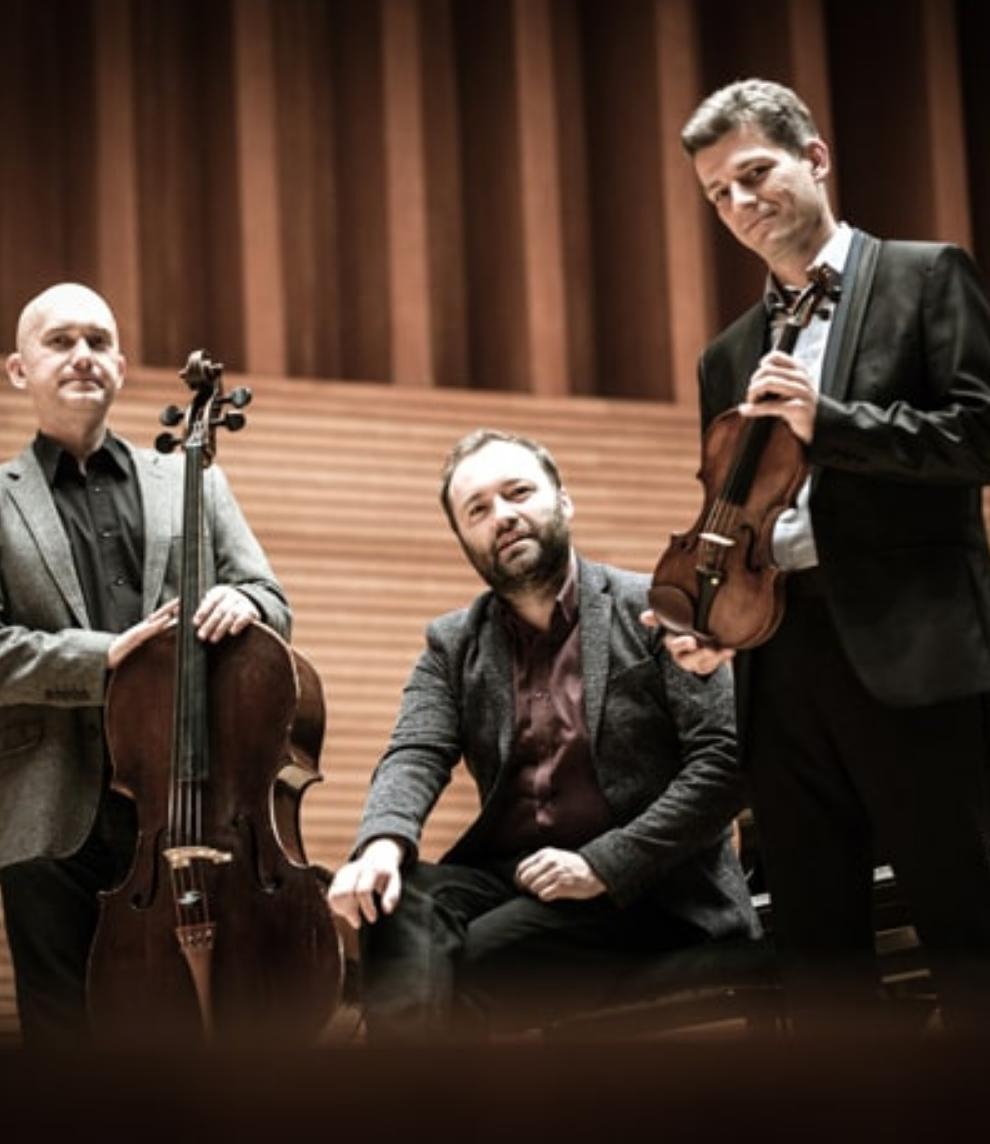Wajnberg Piano Trio